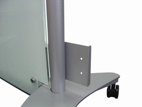 【新品/取寄品/代引不可】SHARP製65インチLCDスタンド用スピーカースピーカー取付金具 FFP-161-BK3RO