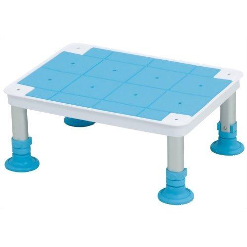【通販限定/新品/取寄品/代引不可】幸和 浴槽台 中 16cm YD02-16 ブルー 1台