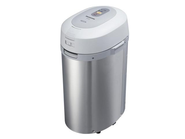 【新品/取寄品】パナソニック 家庭用生ごみ処理機 MS-N53-S シルバー