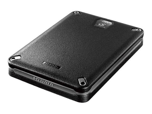 【新品/取寄品/代引不可】USB 3.0/2.0対応 耐衝撃ポータブルハードディスク 500GB HDPD-UTD500
