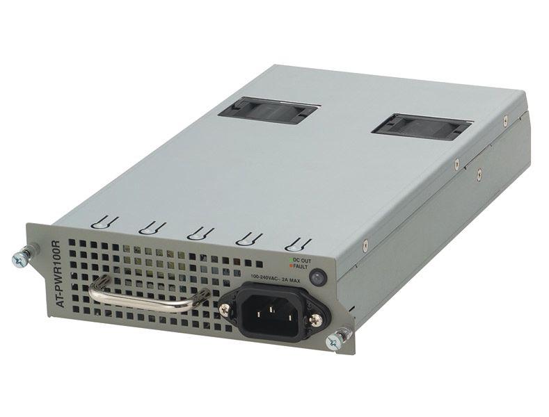 【新品/取寄品/代引不可】AT-PWR100R-70-Z7 [100W対応 AC電源モジュール(リバースエアフロー)(デリバリースタンダード保守7年付)] 1295RZ7