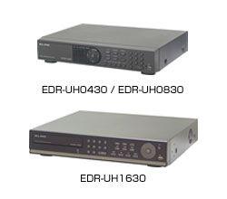 【新品/取寄品/代引不可】ユニバーサルハイブリッドレコーダー 4CH EDR-UH0430