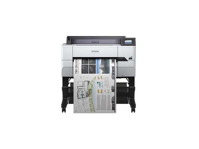 【新品/取寄品/代引不可】Sure Color 大判インクジェットプリンター SC-T3450(24インチ(A1プラス)/4色顔料インク/専用スタンド標準装備) SC-T3450, マツカワマチ 5d52df36