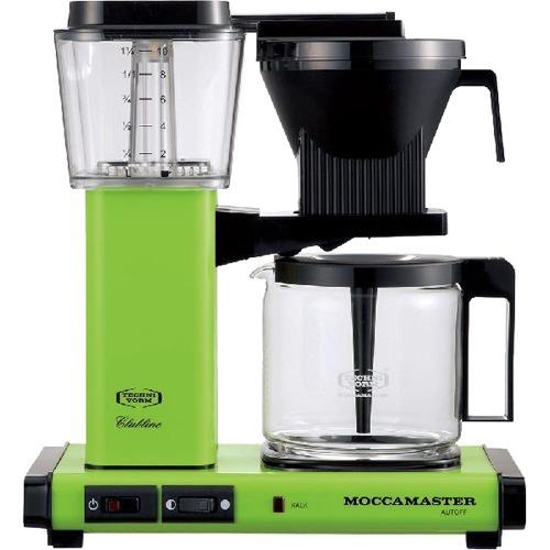 【通販限定/新品/取寄品/代引不可】モカマスター コーヒーメーカー フレッシュグリーン 1コ