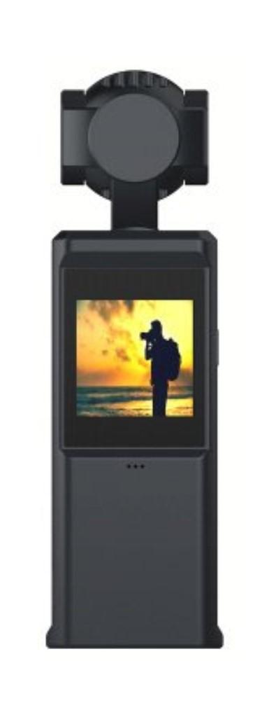 POMi Gimbal HR18474 Pocket 【新品/取寄品/代引不可】3軸スタビライザー搭載4Kカメラ