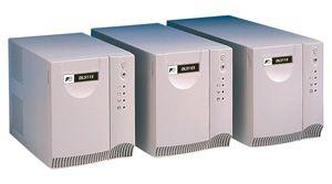 【新品/取寄品/代引不可】小型UPS(1400VA/950W/ラインインタラクティブ方式/5-20P付き電源コード) DL5115-1400JL-20