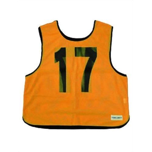 【通販限定/新品/取寄品/代引不可】メッシュベスト(11-20) 蛍光オレンジ B-7692V 1枚入