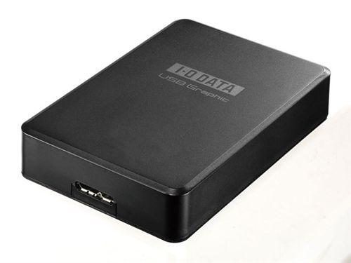 【新品/取寄品/代引不可】USB3.0/2.0接続 外付グラフィックアダプター HDMI対応モデル USB-RGB3/H