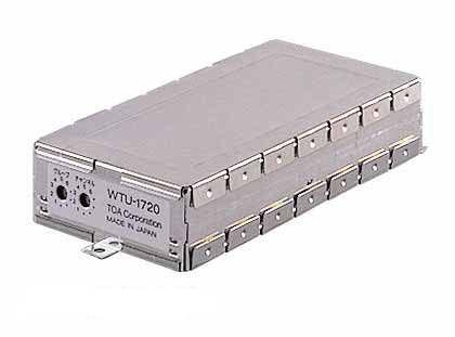 【新品/取寄品/代引不可】増設用ワイヤレスチューナユニット WTU-1720