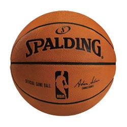 【新品/取寄品】バスケットボール オフィシャルNBAゲームボール 74-569Z