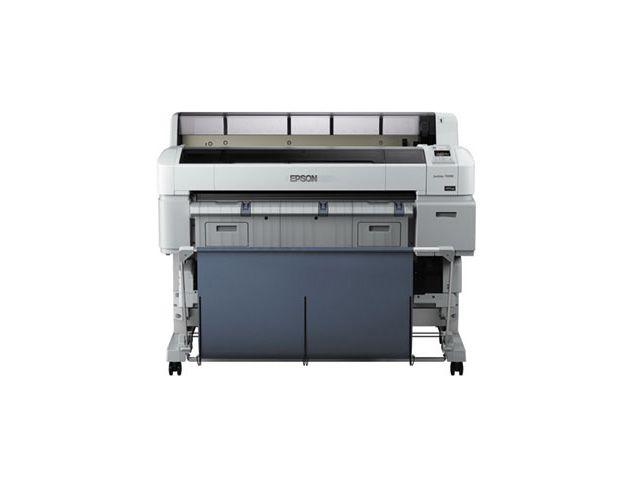 【新品/取寄品/代引不可】Sure Color 大判インクジェットプリンター SC-T5255DH(ダブルロール機/36インチ(A0プラス)/HDD/4色顔料インク/専用スタンド標準装備) SC-T5255DH