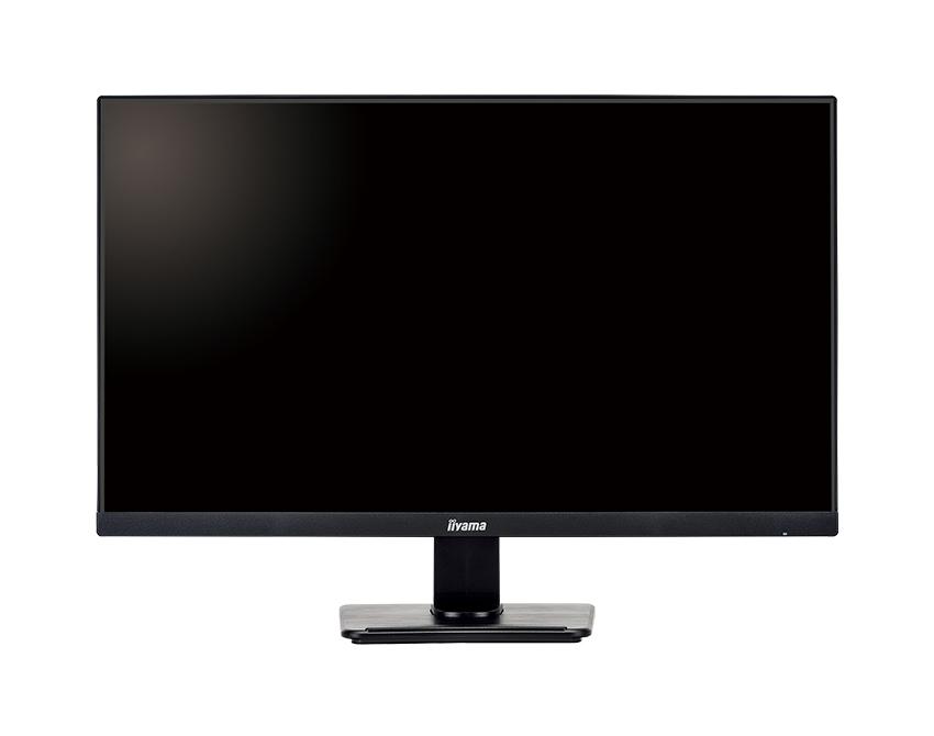 【新品/取寄品/代引不可】 23.8型ワイド液晶ディスプレイ ProLite XU2493HS-3(IPS方式/フルHD/D-sub/HDMI/DP)マーベルブラック XU2493HS-B3