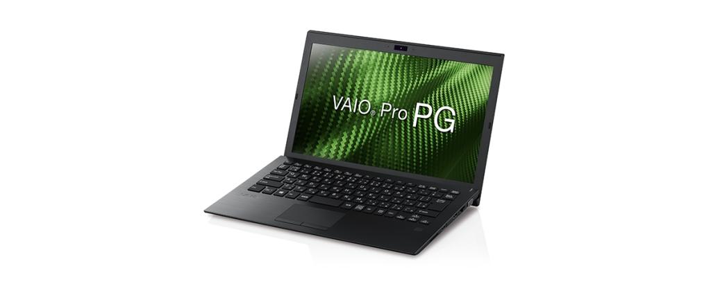【新品/取寄品/代引不可】VAIO Pro PG VJPG1113BL2B ブラック (13.3型ワイド/i5/8G/256G/TPM/指紋/Win10Pro)