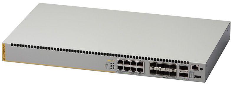 【新品/取寄品/】AT-x550-18XSPQm-Z7 [1G/2.5G/5G/10GBASE-Tx8(PoE-OUT)、SFP+スロットx8、QSFP+スロットx2(デリバリースタンダード保守7年付)] 3679RZ7