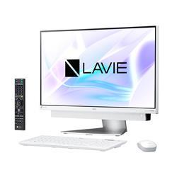 【新品/在庫あり】LAVIE Desk All-in-one DA770/KAW PC-DA770KAW ホワイトシルバー