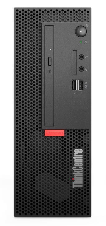 【新品/取寄品/代引不可】ThinkCentre M720e Small(G4900/Win10Pro/4GB/500GB/Ultra Slim DVDスーパーマルチ ドライブ(固定式)) 11BD0011JP