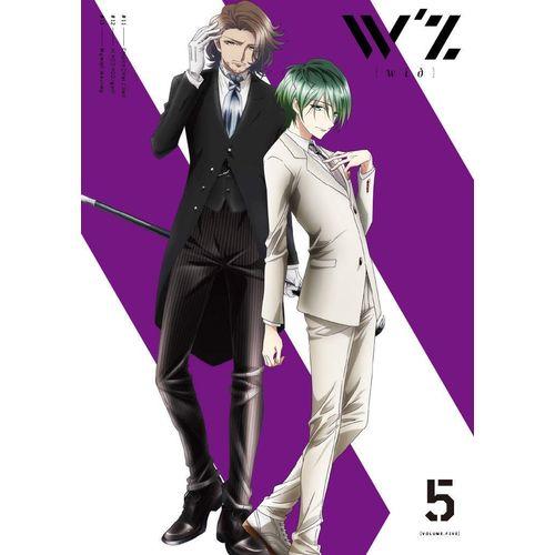 【新品/取寄品】TVアニメ「W'z《ウィズ》」Blu-ray Vol.5