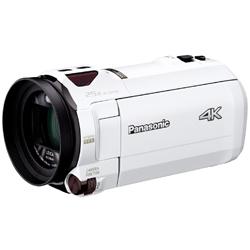 【新品/在庫あり】デジタル4Kビデオカメラ HC-VX990M-W ホワイト