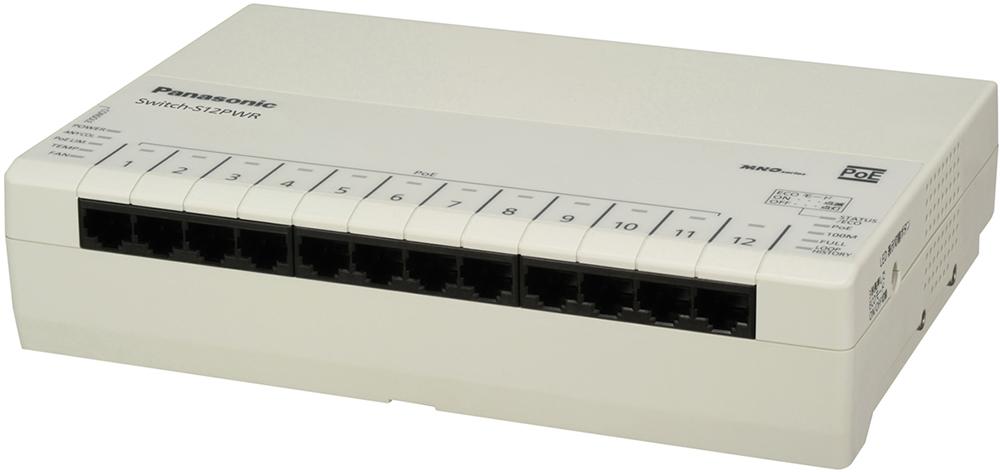 【新品/取寄品/代引不可】Switch-S12PWR 5年先出しセンドバック保守バンドル品 PN22129KB5