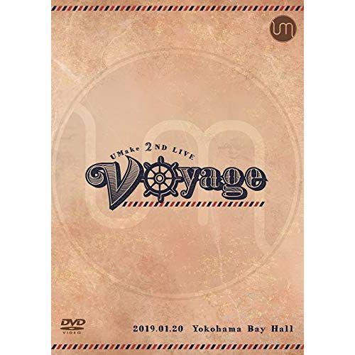 【新品/取寄品】UMake 2nd Live ?Voyage?【DVD】〈初回版〉