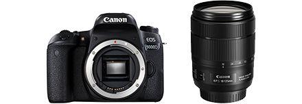 【新品/取寄品】EOS 9000D EF-S18-135 IS USM レンズキット