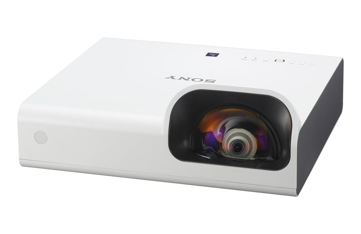 【新品/取寄品/代引不可】短焦点データプロジェクター 3300lm VPL-SX236