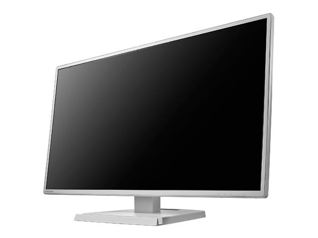 【新品/取寄品/代引不可】「5年保証」広視野角ADSパネル採用USB Type-C搭載27型ワイド液晶ディスプレイホワイト LCD-CF271EDW