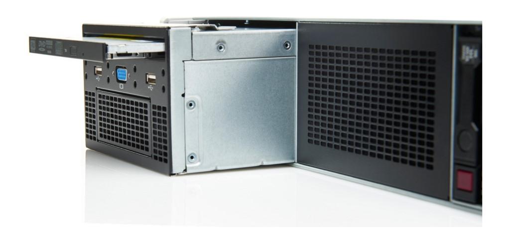 【新品/取寄品/代引不可】DL38X Gen10 Plus ユニバーサルメディアベイ P14609-B21