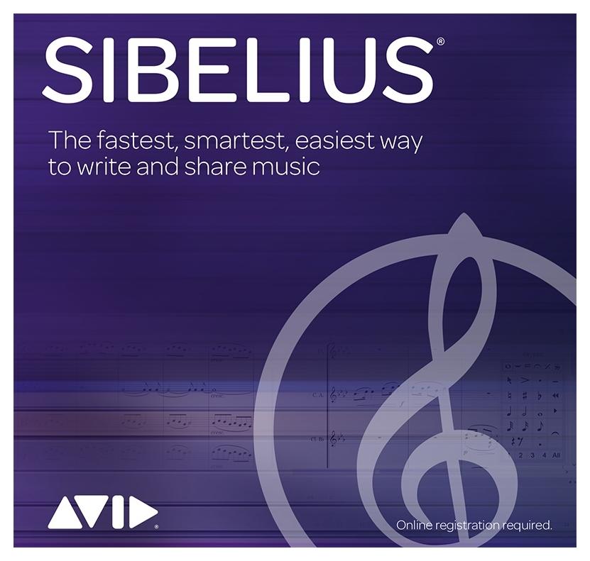 【新品/取寄品/代引不可】Sibelius 価格改定版 BTSBSBH112