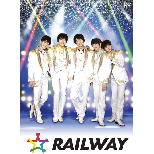 【新品/取寄品】DVD 舞台「レイルウェイ」