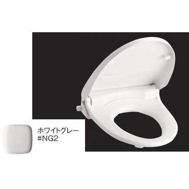 [受注生産品(納期2週間前後)]【新品/取寄品】TOTO 暖房便座 ウォームレット S TCF116 #NG2 ホワイトグレー