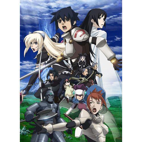 【新品/取寄品】TVアニメ「ドルアーガの塔」Blu-ray BOXの宮