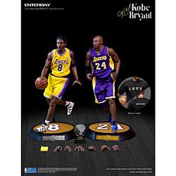 【新品/在庫あり】[エンターベイ] 1/6 リアルマスターピース コレクティブル フィギュア NBAコレクション コービー・ブライアント アップグレードエディション RM-1065