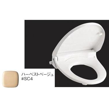 [受注生産品(納期2週間前後)]【新品/取寄品】TOTO 暖房便座 ウォームレット S TCF116 #SC4 ハーベストベージュ