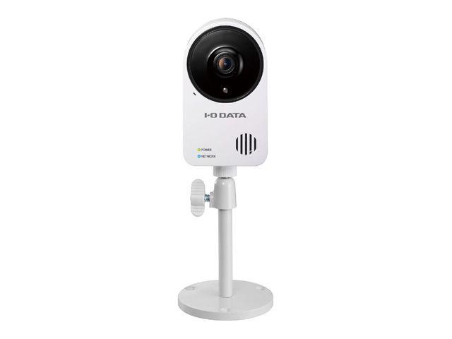 【新品/取寄品/代引不可】PoE給電対応ネットワークカメラ「Qwatch(クウォッチ)」 TS-NS210