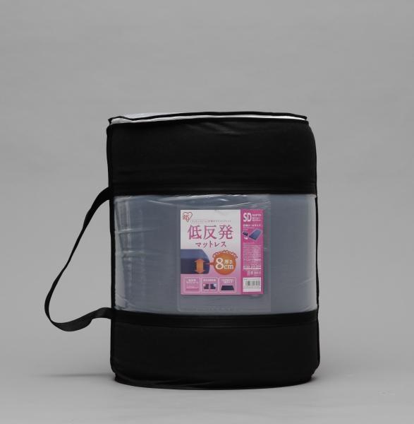 【新品/取寄品/代引不可】低反発マットレス MAT8-SD