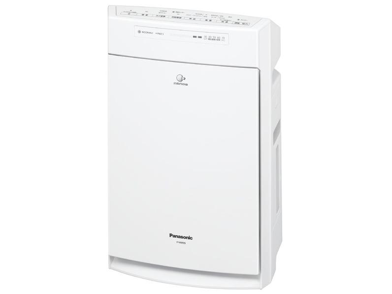 【新品/在庫あり】加湿空気清浄機 F-VXR55-W ホワイト