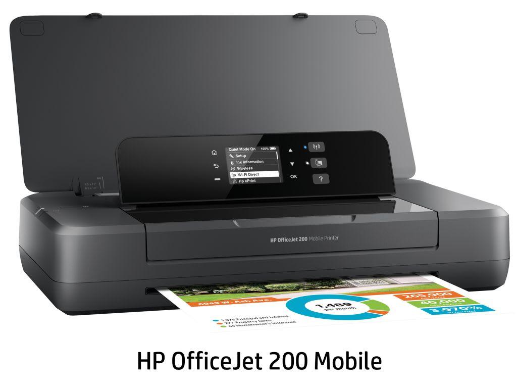 【新品/取寄品】HP OfficeJet 200 Mobile CZ993A#ABJ