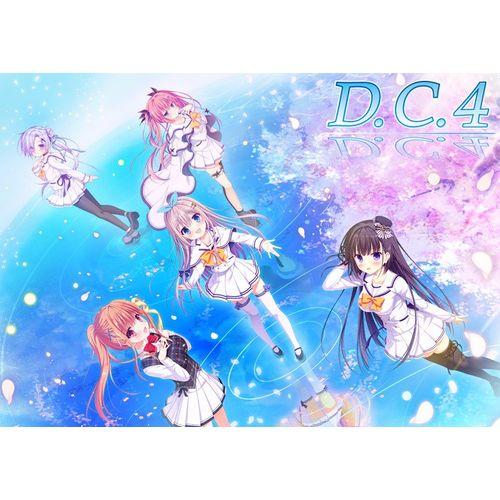 【新品/取寄品】D.C.4~ダ・カーポ4~ 初回限定版