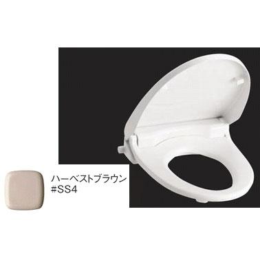 [受注生産品(納期2週間前後)]【新品/取寄品】TOTO 暖房便座 ウォームレット S TCF116 #SS4 ハーベストブラウン