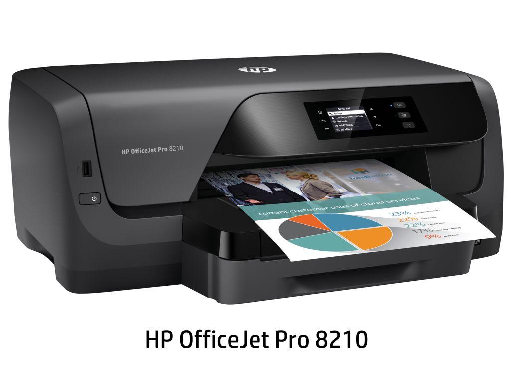 【新品/取寄品/代引不可】HP OfficeJet Pro 8210 D9L63A#ABJ