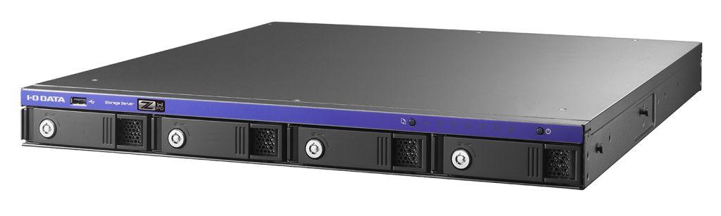 【新品/取寄品/代引不可】Windows Storage Server 2016 Standard Edition/Celeron搭載4drive1Uラック型NAS16TB HDL-Z4WP16DR