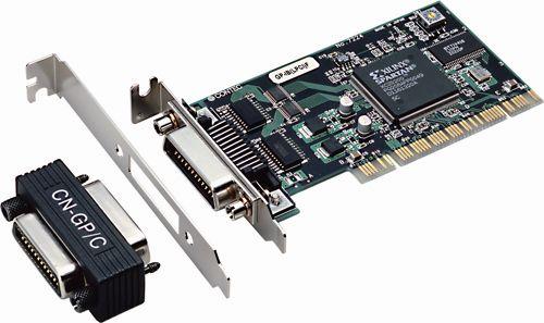 【新品/取寄品/代引不可】Low Profile PCI対応 高機能高速型GPIB通信ボード GP-IB(LPCI)F