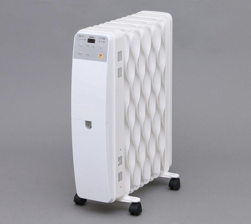 【新品/取寄品/代引不可】ウェーブオイルヒーターマイコン式 IWH-1210M-W