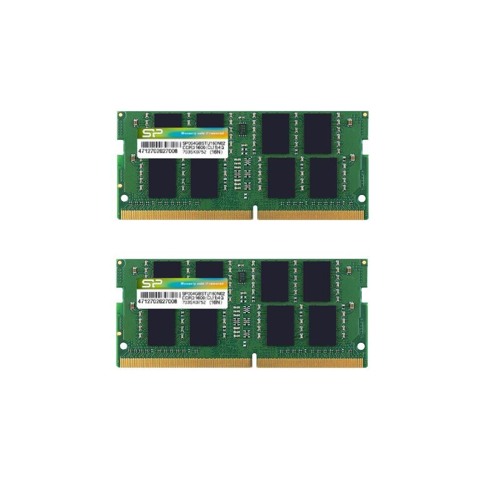 【新品/取寄品/代引不可】ノートPC用メモリ 32GB(16GBx2)/DDR4-2133/260PIN SP032GBSFU213B22DB