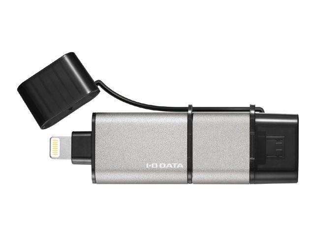 【新品/取寄品】iPhone/Android/パソコン用 USBメモリー 128GB U3-IP2/128GK