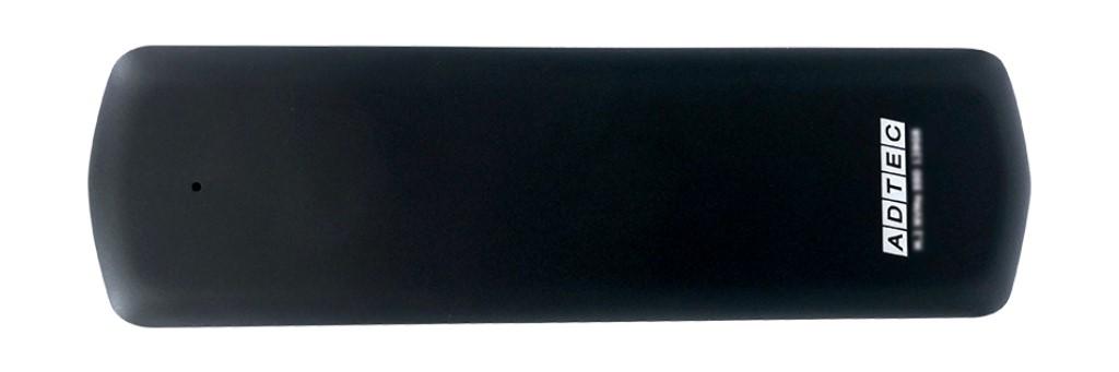 【新品/取寄品/代引不可】外付けSSD 1TB 3D TLC SATA USB type-A AD-EXDSGC-1TB