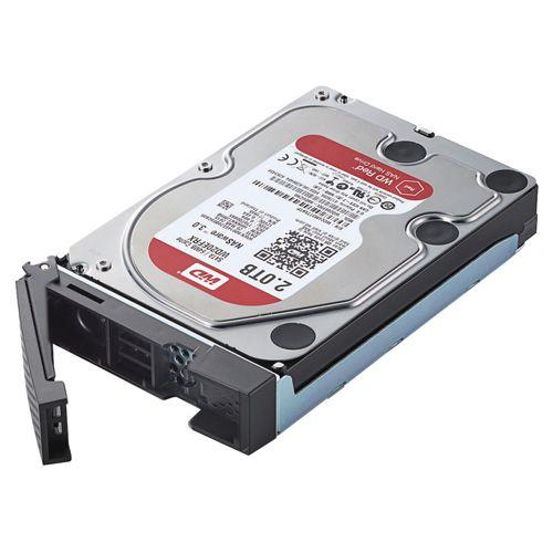 【新品/取寄品/代引不可】LinuxNAS/NSB-7A/5Aシリーズ/デスクトップ用スペアドライブ2TB NSB-SD2TD