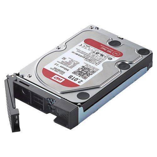 【新品/取寄品/代引不可】LinuxNAS/NSB-7A/5Aシリーズ/1Uモデル用スペアドライブ2TB NSB-SD2TU