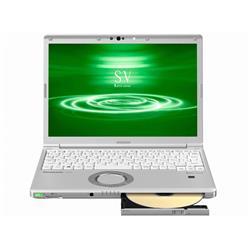 【新品/取寄品】Let's note SV9 CF-SV9NDRQR (12.1型 クアッドコアCPU i5、SSD512GB(PCIe)、スーパーマルチドライブ、指紋センサー&顔認証対応、Office2019搭載モデル)